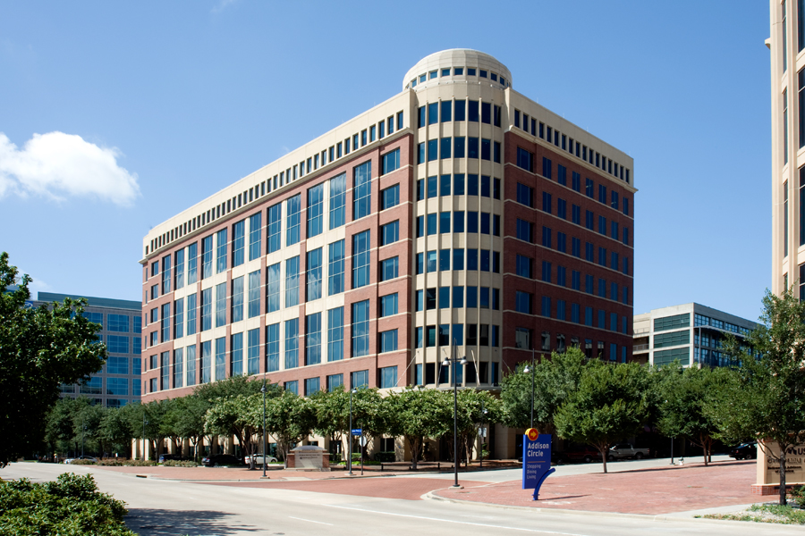 The Addison Office Building Dallas